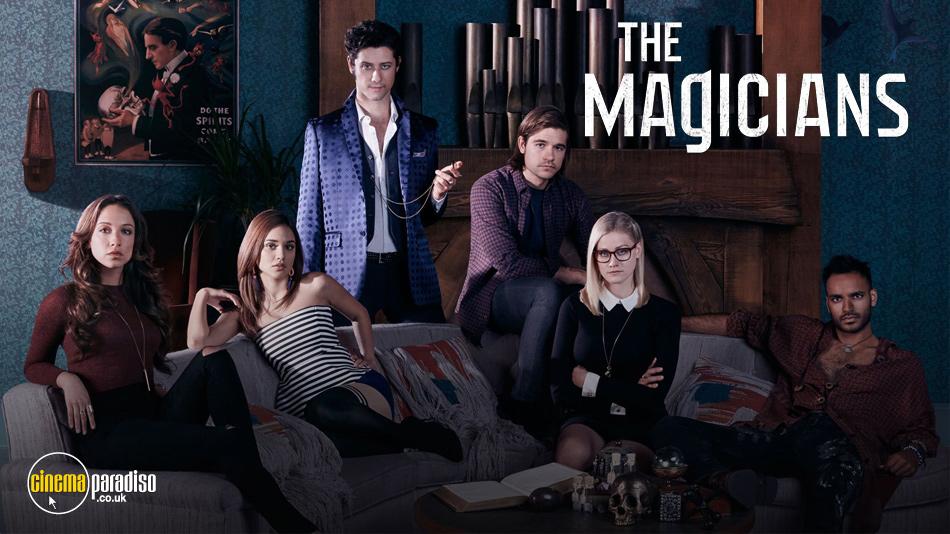 The Magicians online DVD rental