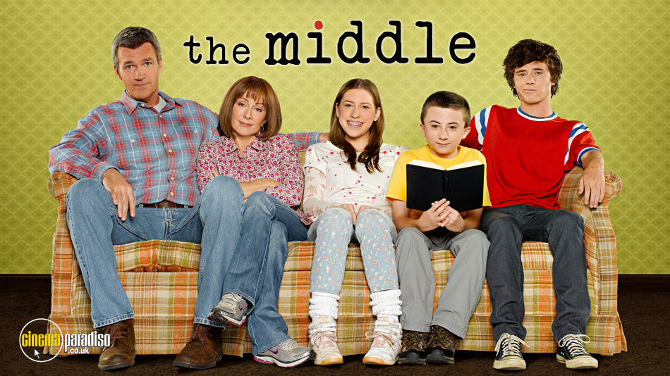 The Middle online DVD rental