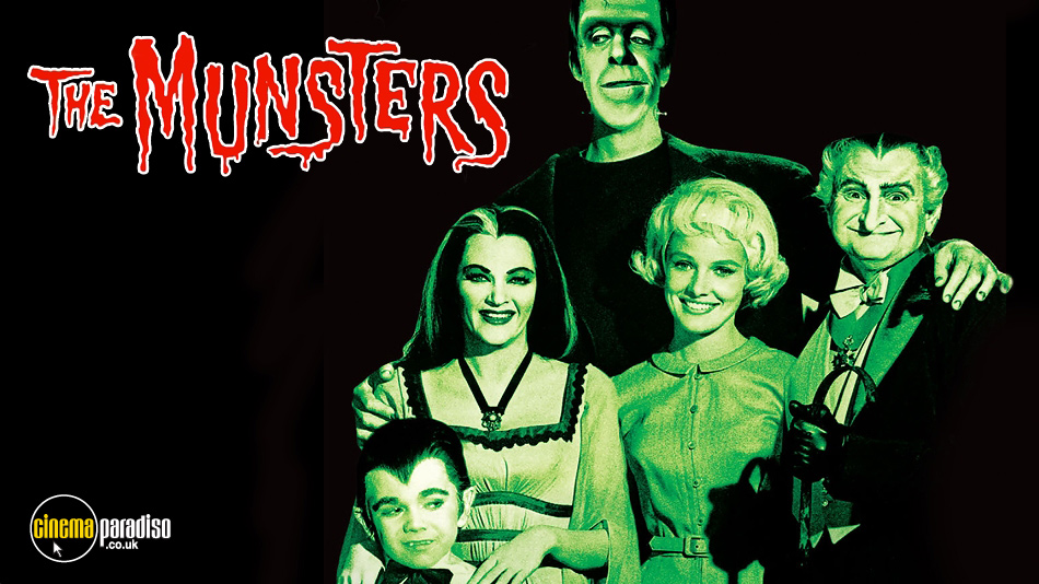 The Munsters online DVD rental