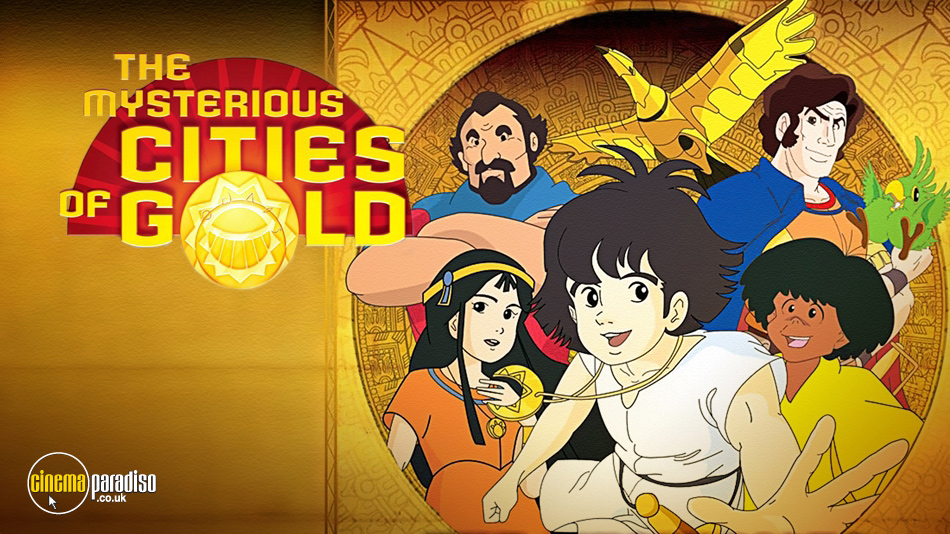 The Mysterious Cities of Gold online DVD rental