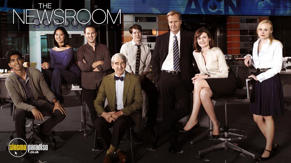 The Newsroom online DVD rental