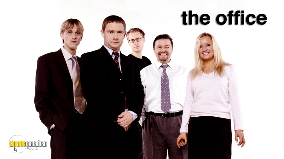 The Office online DVD rental
