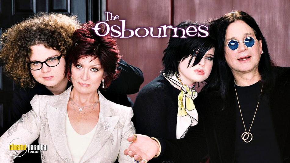 The Osbournes online DVD rental
