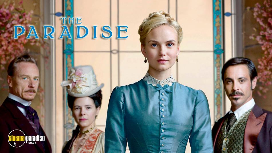 The Paradise Series online DVD rental