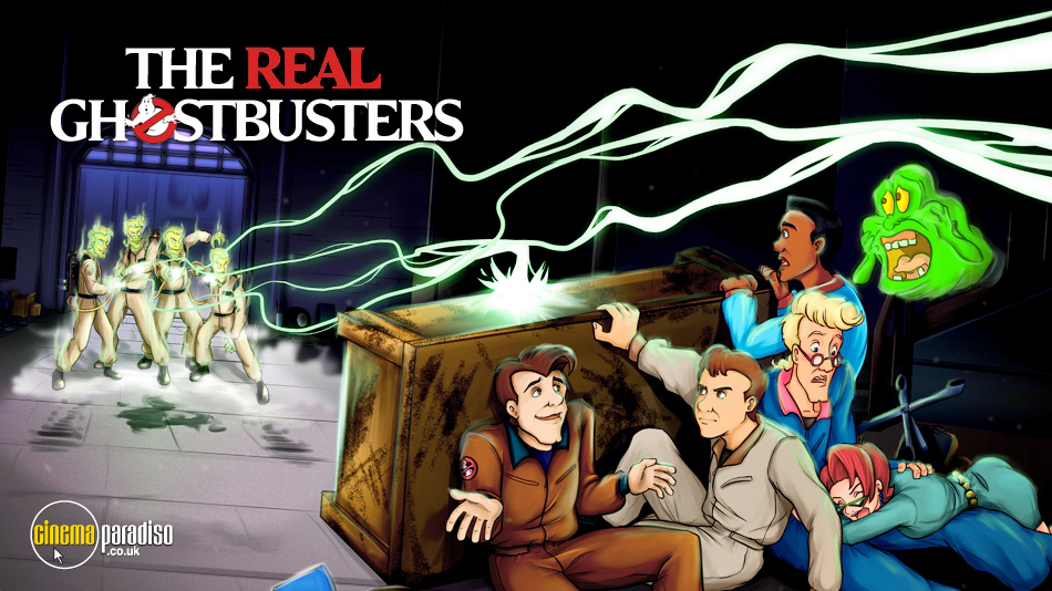 The Real Ghostbusters (aka The Real Ghost Busters) online DVD rental