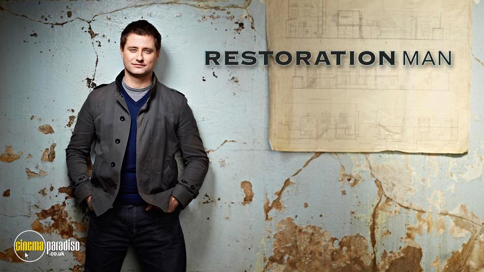 The Restoration Man online DVD rental