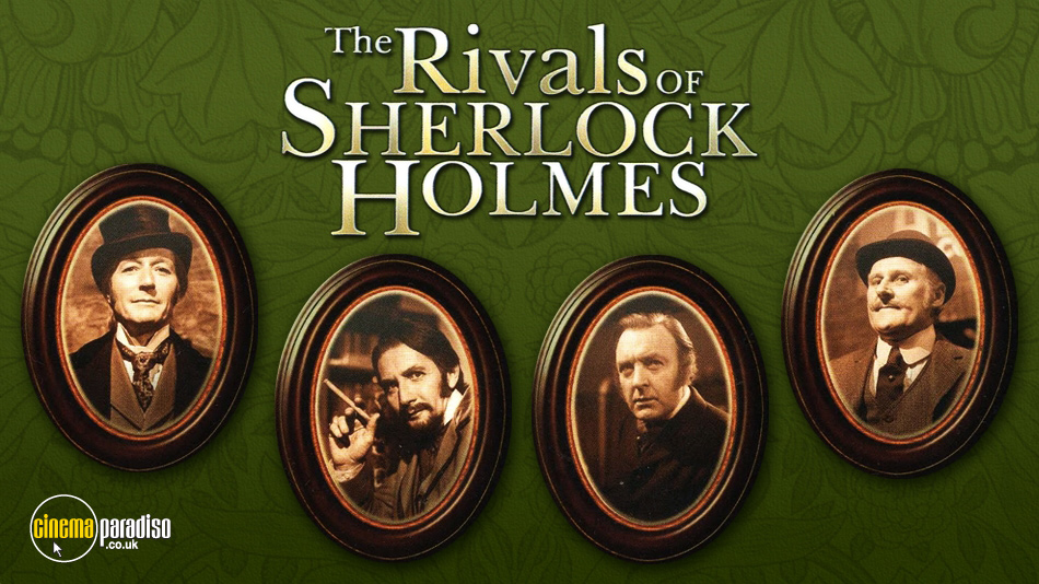 The Rivals of Sherlock Holmes online DVD rental