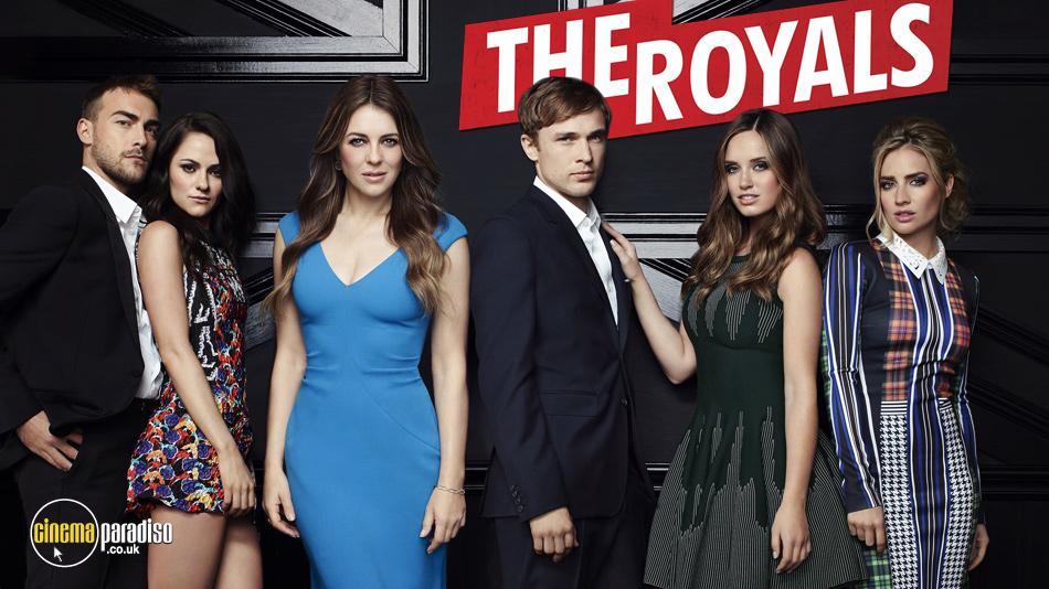 The Royals online DVD rental