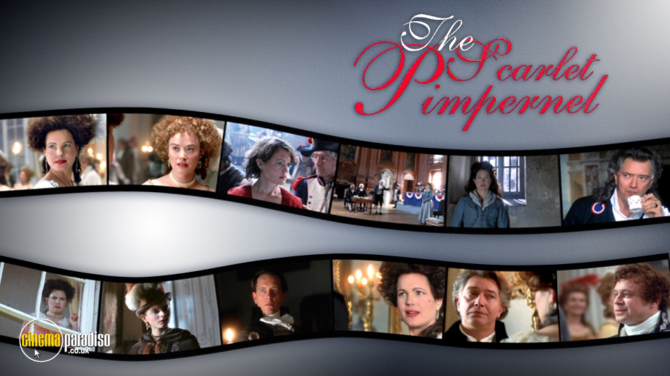 The Scarlet Pimpernel online DVD rental