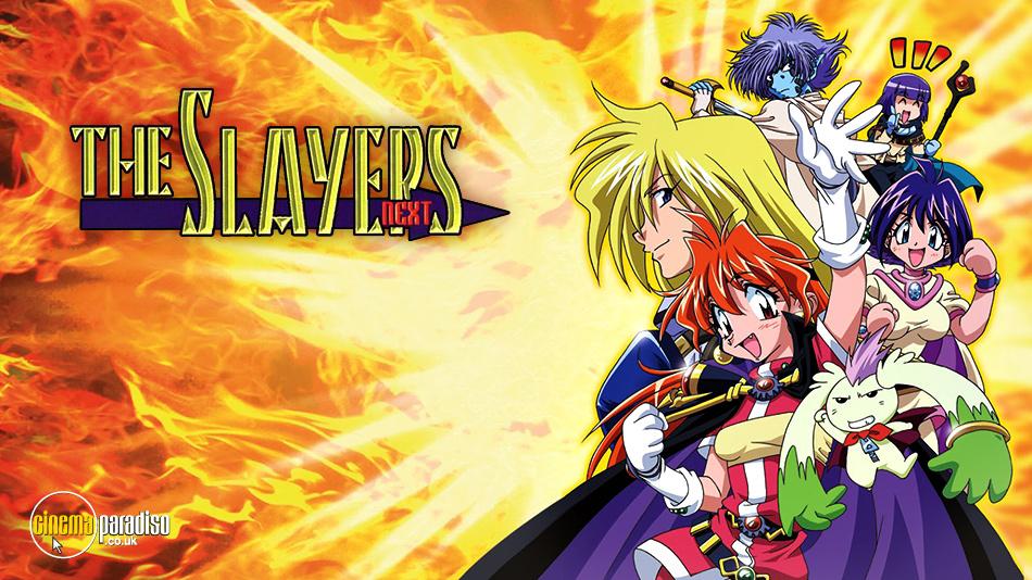 The Slayers Next online DVD rental