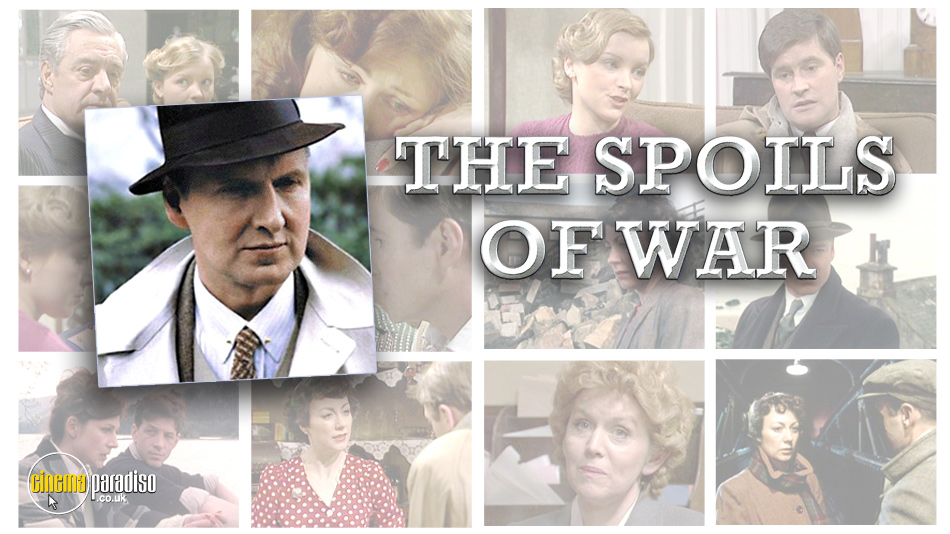 The Spoils of War Series online DVD rental