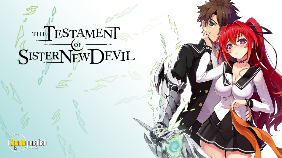 The Testament of Sister New Devil (aka Shinmai Maou no Testament) online DVD rental