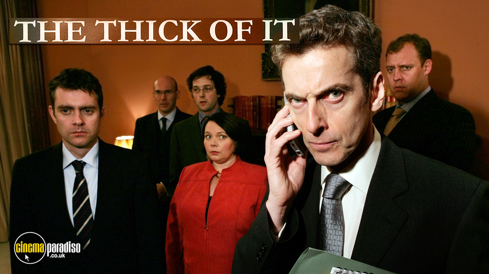 The Thick of It online DVD rental