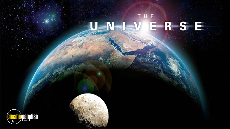 The Universe online DVD rental