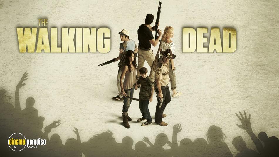 The Walking Dead online DVD rental