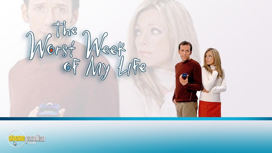 The Worst Week of My Life online DVD rental