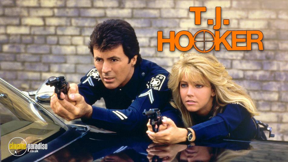 T.J. Hooker online DVD rental