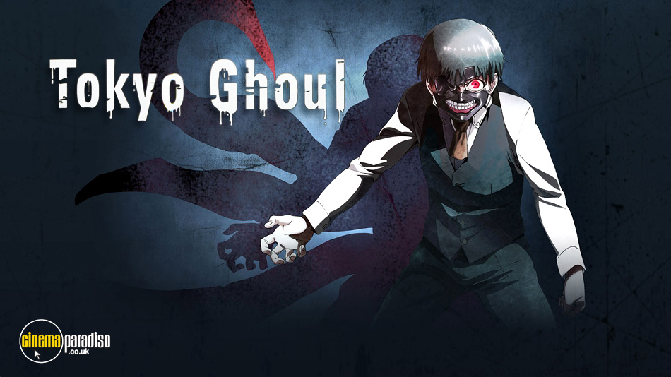 Tokyo Ghoul online DVD rental