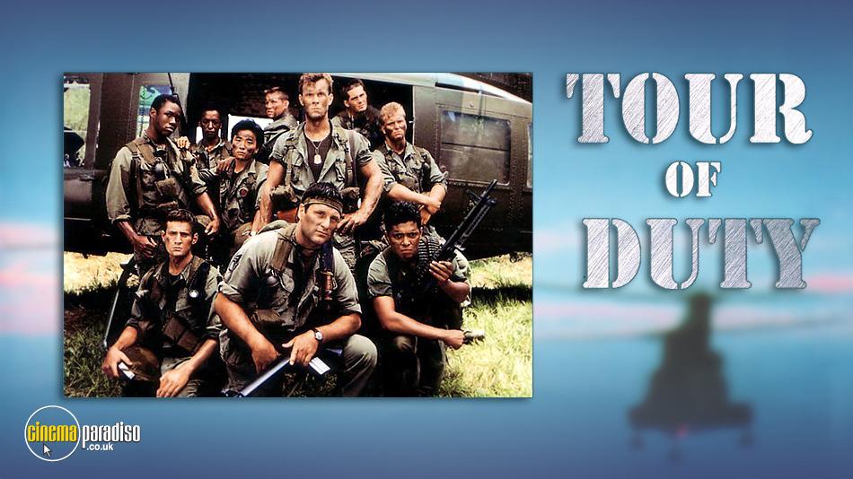 Tour of Duty online DVD rental