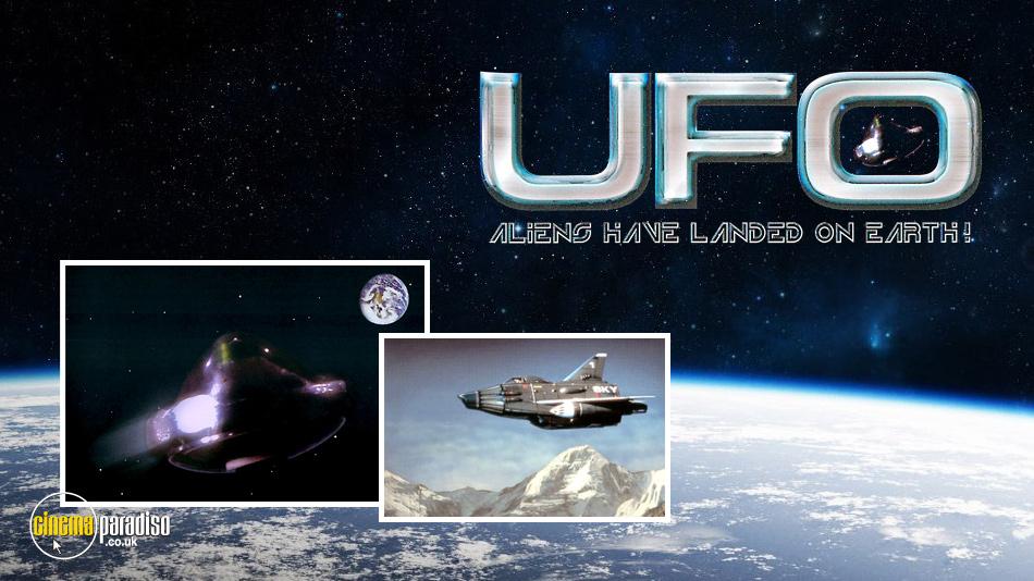 UFO (aka Gerry Anderson's UFO) online DVD rental