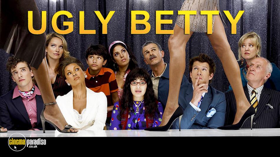 Ugly Betty online DVD rental