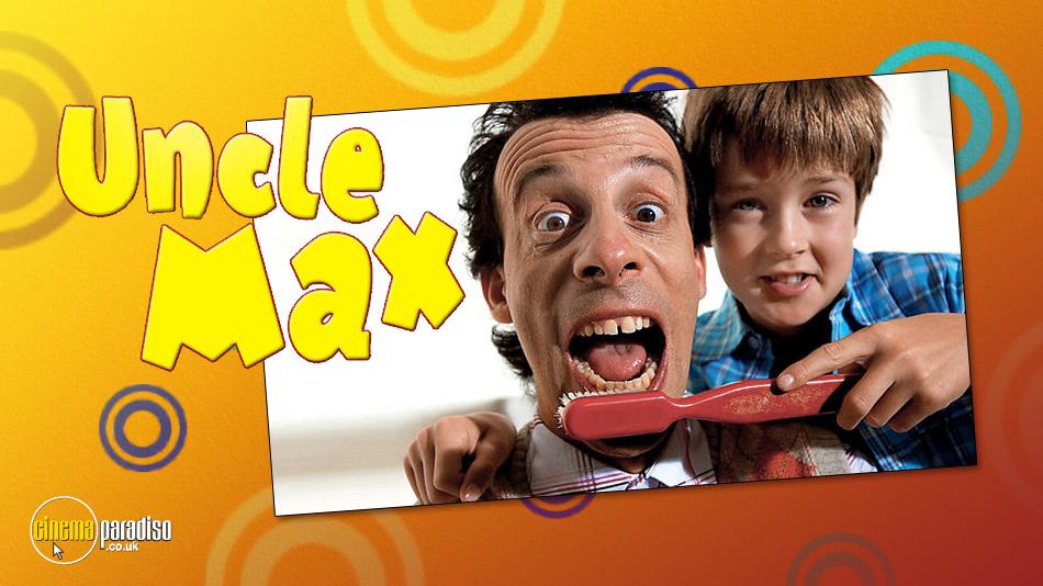 Uncle Max online DVD rental