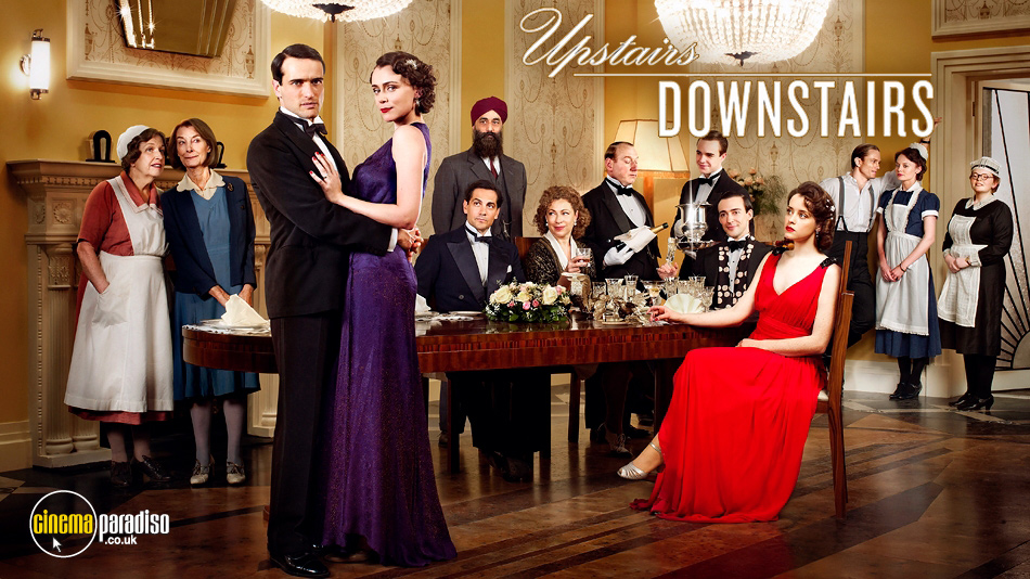 Upstairs Downstairs Series online DVD rental