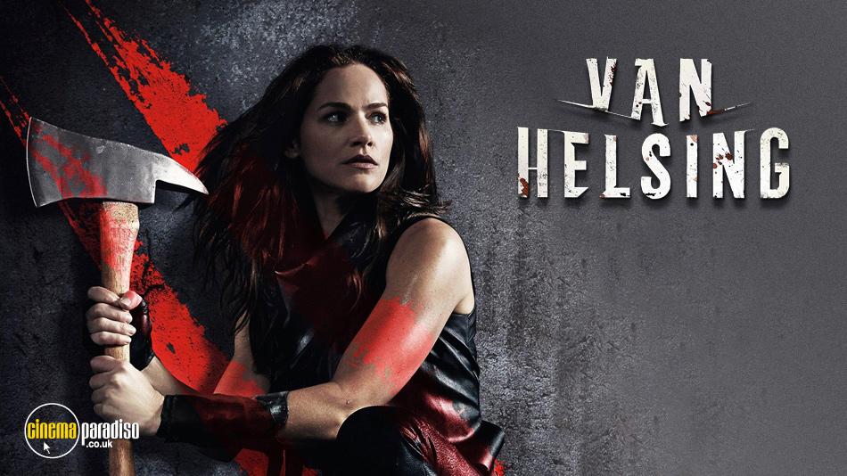 Van Helsing online DVD rental