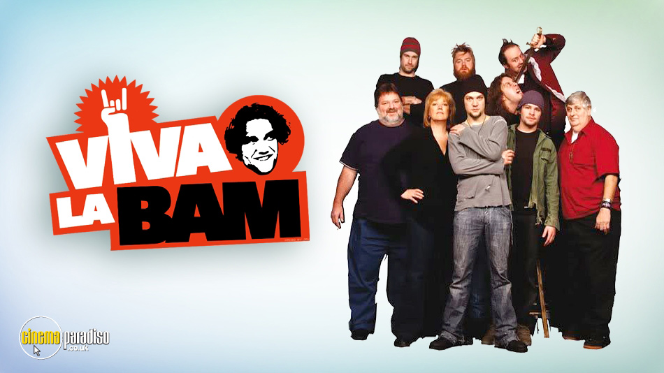 Viva La Bam online DVD rental