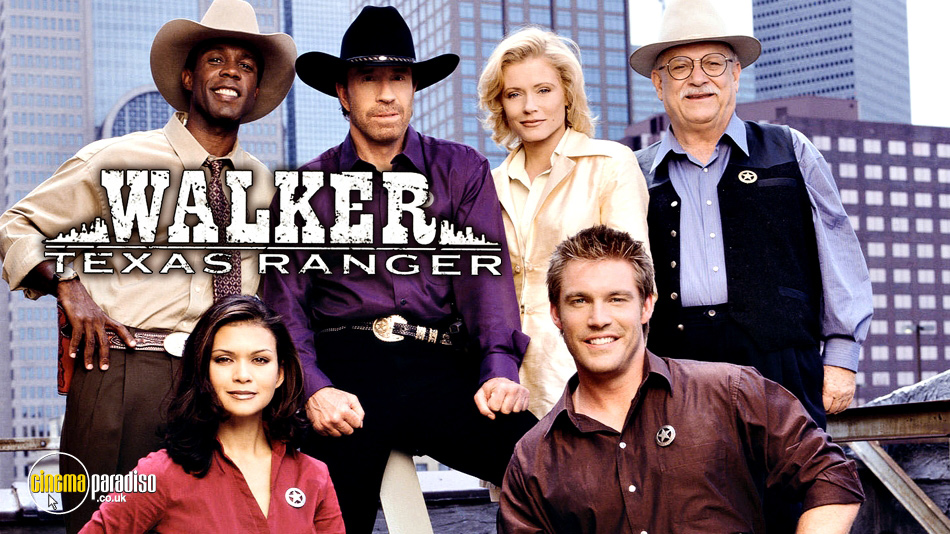 Walker Texas Ranger online DVD rental