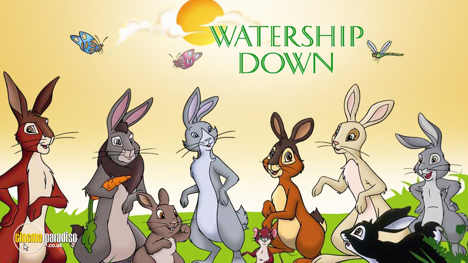 Watership Down Series online DVD rental