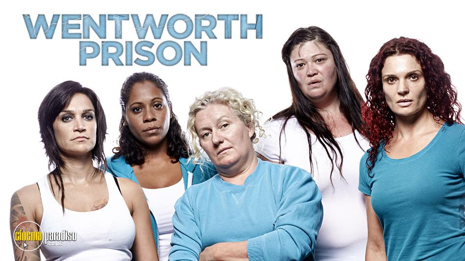 Wentworth Prison online DVD rental