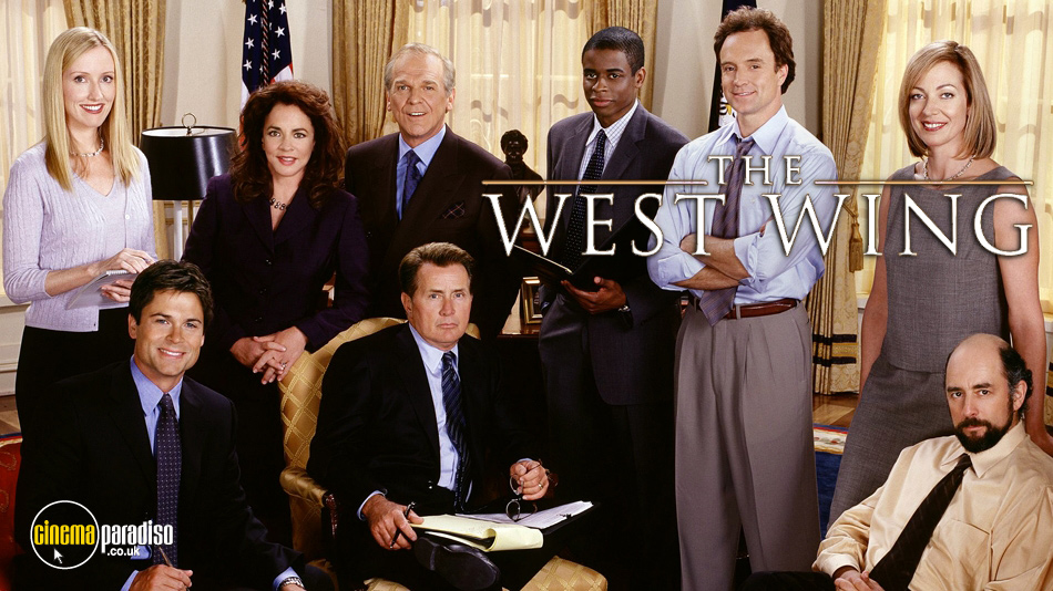 West Wing online DVD rental