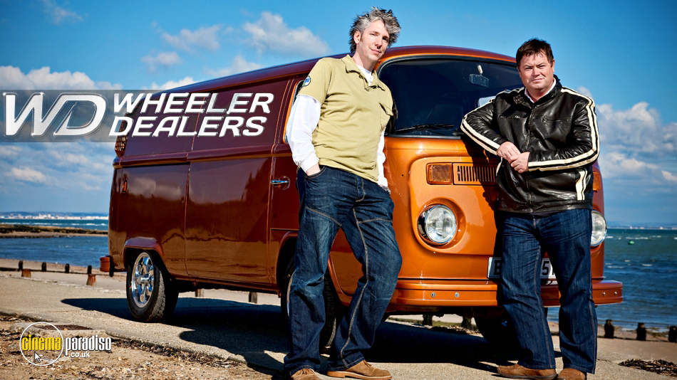Rent Wheeler Dealers 2003 2016 Tv Series