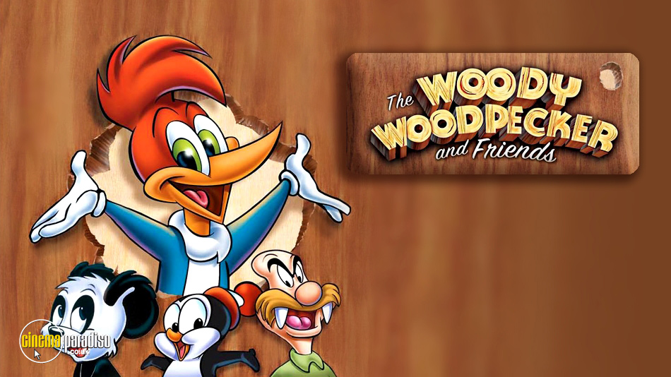 Woody Woodpecker and Friends online DVD rental