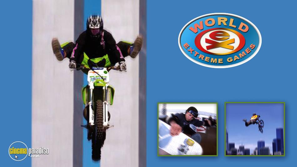 World Extreme Games 2000 online DVD rental