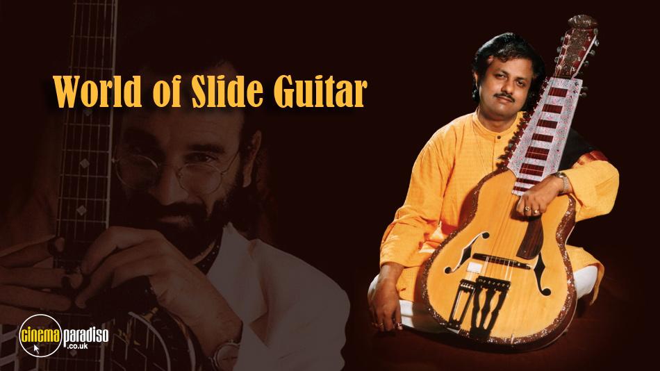 World of Slide Guitar online DVD rental