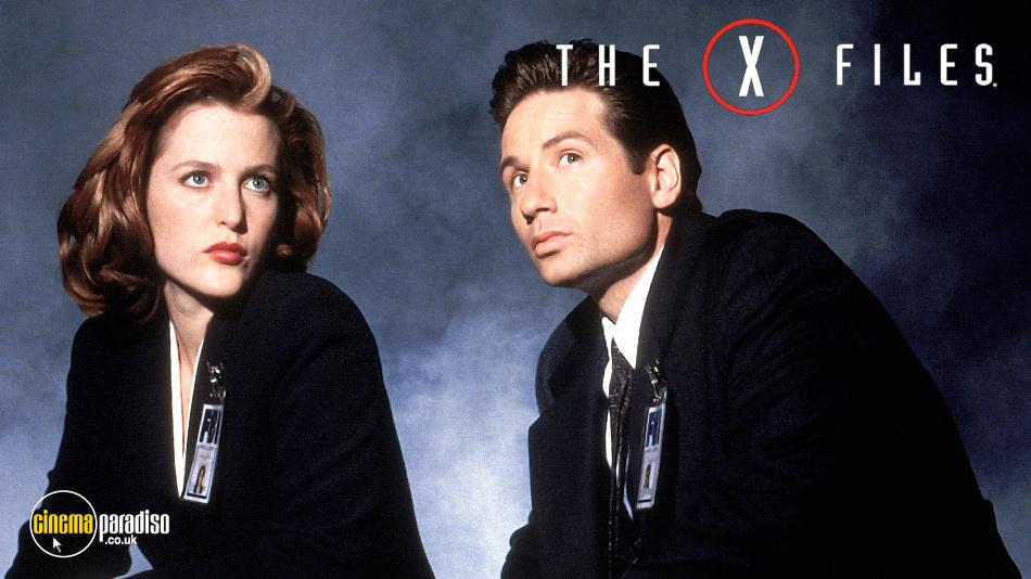 The X-Files online DVD rental