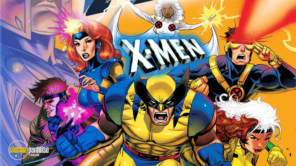 X-Men online DVD rental