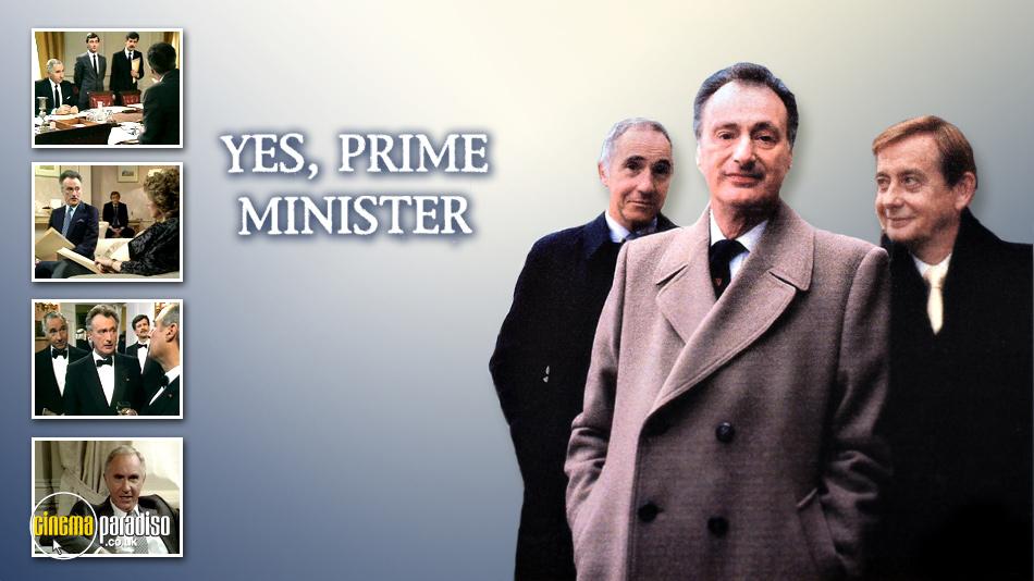 Yes, Prime Minister online DVD rental