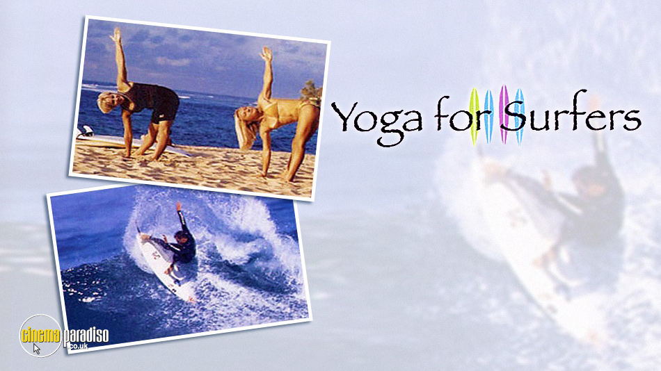 Yoga for Surfers online DVD rental