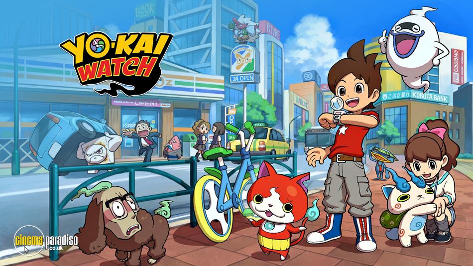 Yokai Watch (aka Yo-Kai Watch) online DVD rental