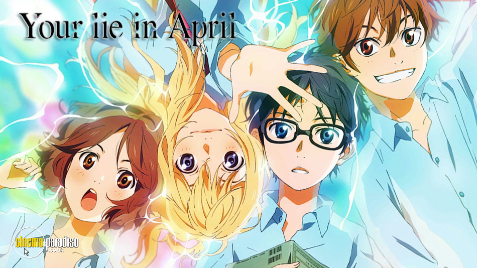 Your Lie in April (aka Shigatsu wa Kimi no Uso) online DVD rental