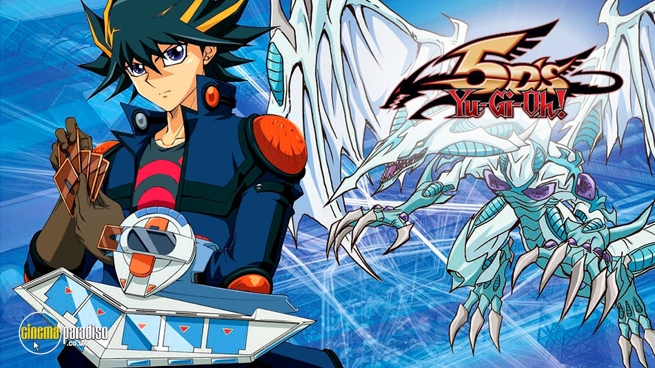 Yu-Gi-Oh! 5Ds (aka Yûgiô: 5D's) online DVD rental
