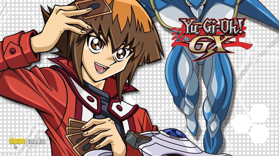 Yu-Gi-Oh! GX (aka Ju-Gi-O! GX) online DVD rental