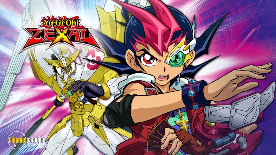 Yu-Gi-Oh! Zexal online DVD rental