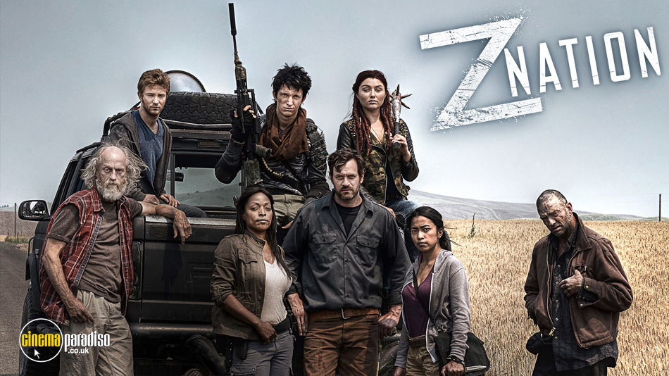 Z Nation online DVD rental
