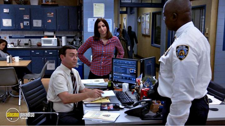 A still #2 from Brooklyn Nine-Nine: Series 3 (2015)