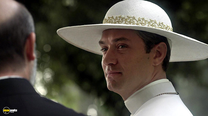 A still #40 from The Young Pope (2016) With Jude Law
