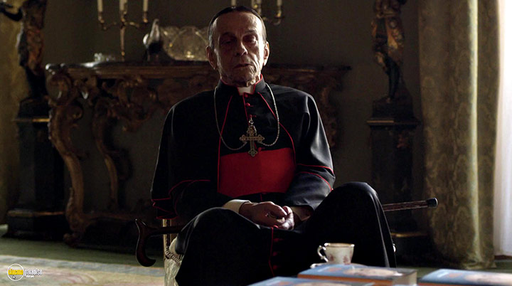 A still #39 from The Young Pope (2016) With Toni Bertorelli